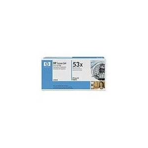 Photo of HP Black Toner Cartridge, Q7553X Ink Cartridge