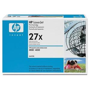 Photo of HP Laserjet Black Toner Cartridge, C4127X Printer Accessory