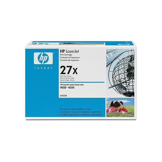 HP Laserjet Black Toner Cartridge, C4127X