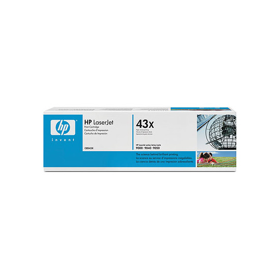 HP LaserJet 9000 Toner Cartridge, C8543X