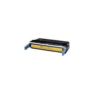 Photo of HP LJ4600 Yellow Toner Cartridge, C9722A Toner