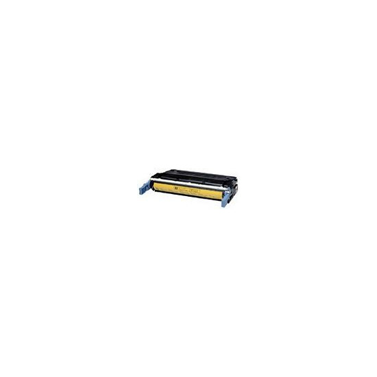 HP LJ4600 Yellow Toner Cartridge, C9722A