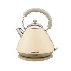 Photo of Morphy Richards 43139 Cream Kettle