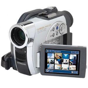 Photo of Hitachi DZ-MV780E Camcorder