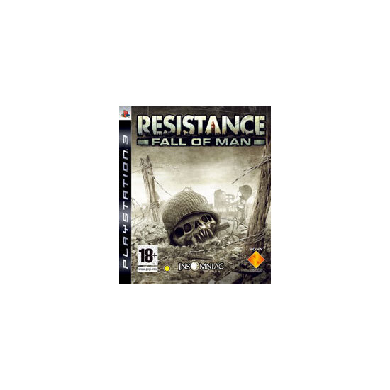 Playstation 3 RESISTANCEFALL
