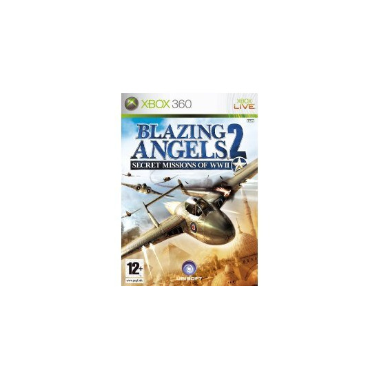 Blazing Angels Secret Missions (Xbox 360)