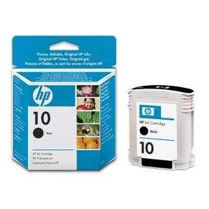 Photo of HP 10 Black Original Ink Cartridge (C4844A) Ink Cartridge