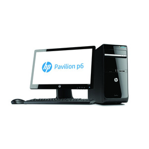 Photo of HP Pavilion P6-2302EA Desktop Computer