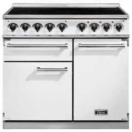 Falcon 1000 DELUXE 100150 F1000DXEIWH/N Cooker in White