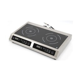 Horeca Two Burners Commercial Induction Hob 7000W
