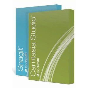 Photo of Camtasia Studio 8 and Snagit 11.1 Bundle (PC) Software