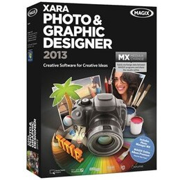 Xara Photo & Graphic Designer 2013 (PC)