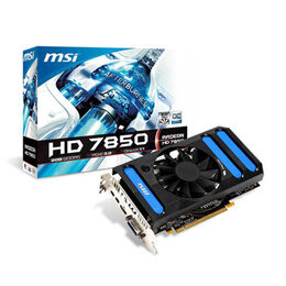 MSI R7850 Reviews