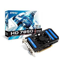 MSI R7850 Reviews