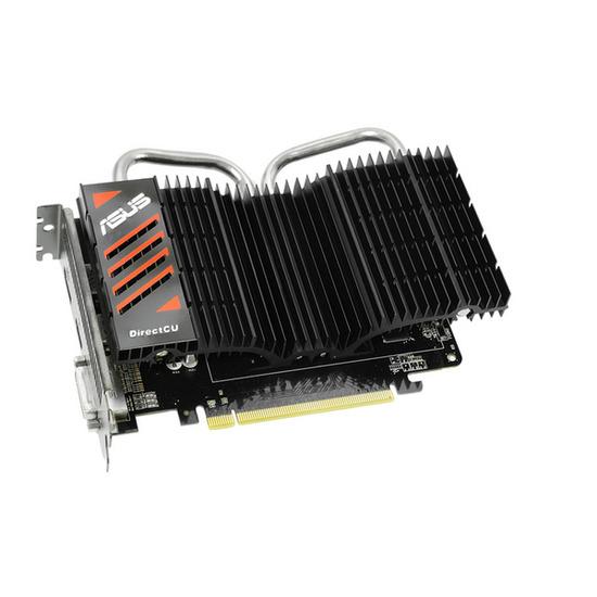 ASUS AMD HD 7750 PCI-E Graphics Card - 1 GB