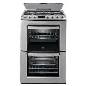 Photo of Aeg D77000GF-W Cooker