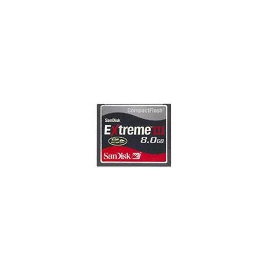 Extreme III CompactFlash (8GB)