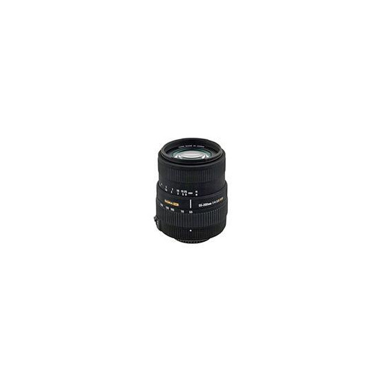 Sigma 55 200MM F4 5 6 DC HSM For Nikon Af