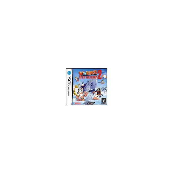 Worms: Open Warfare 2 (DS)