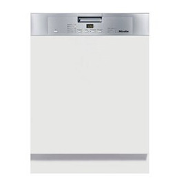 Miele G4920ibrwh 13 Place Semiintegrated Dishwasher Brilliant Reviews