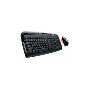 Photo of Logitech Cordless Desktop EX110 Keyboard