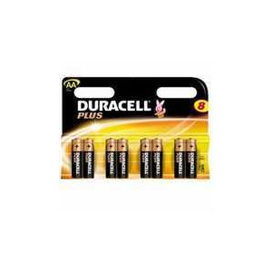 Photo of Duracell AA PLUS 8 PACK Battery