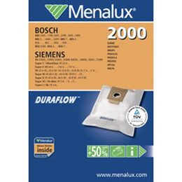 Menalux 2000 Vacuum Bags - 5 Pack Reviews