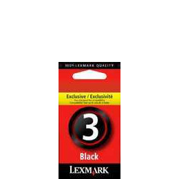 LEXMARK NO3  BLK HIGHFIL Reviews