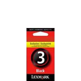 LEXMARK NO3  BLK HIGHFIL Reviews
