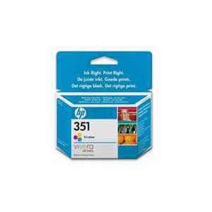 Photo of HEWLETPACK 351 CR Ink Cartridge