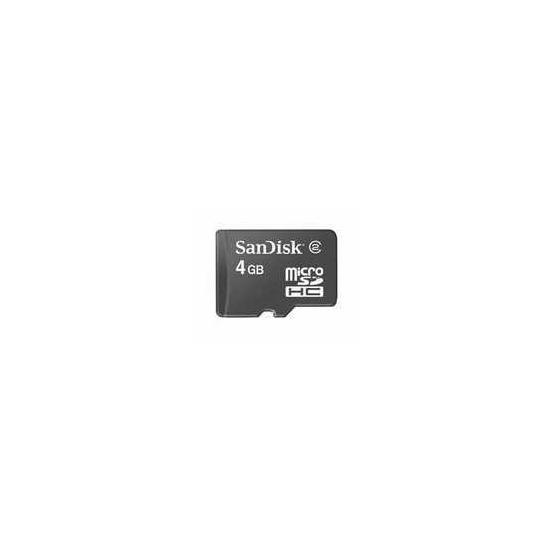 SANDISK 4GB MICRO SDHC