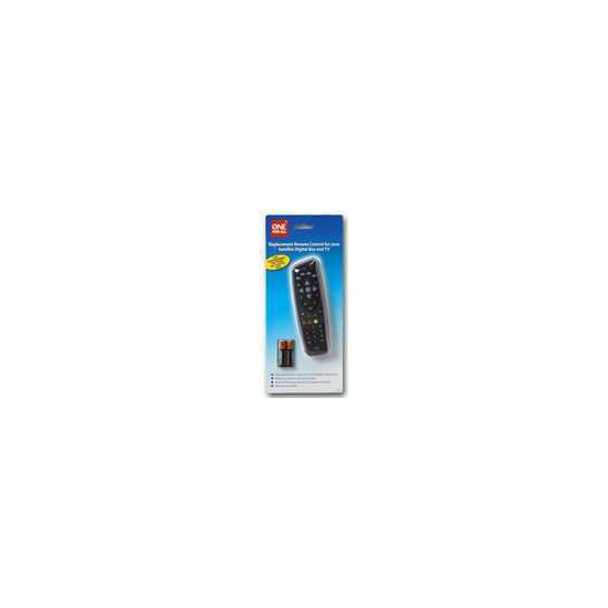 ONE 4 ALL URC1625 REMOTE