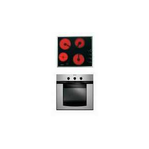 Photo of Indesit FI31KBIX & VRM640 Cooker