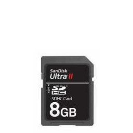 SANDISK 8GB SDHC ULTRAII Reviews