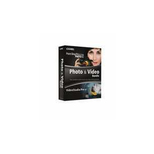 Photo of Corel Photo and Video Bundle Software