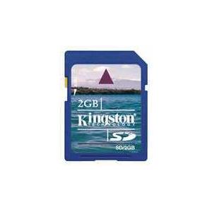 Photo of Kingston 2G SD CARD Memory Card