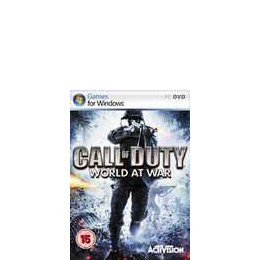 Call of Duty: World at War (PC) Reviews