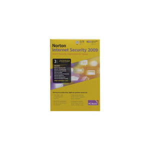 Photo of Norton Internet Security 2009 3 User Software
