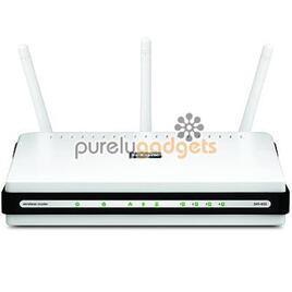 D-LINK DIR-655 WiFi Router Reviews