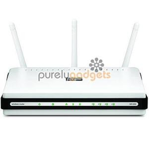 Photo of D-LINK DIR-655 WiFi Router Router