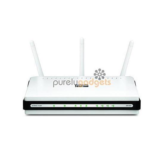 D-LINK DIR-655 WiFi Router
