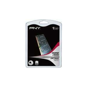 Photo of PNY 6400DDR2 1GBSOD Memory Card