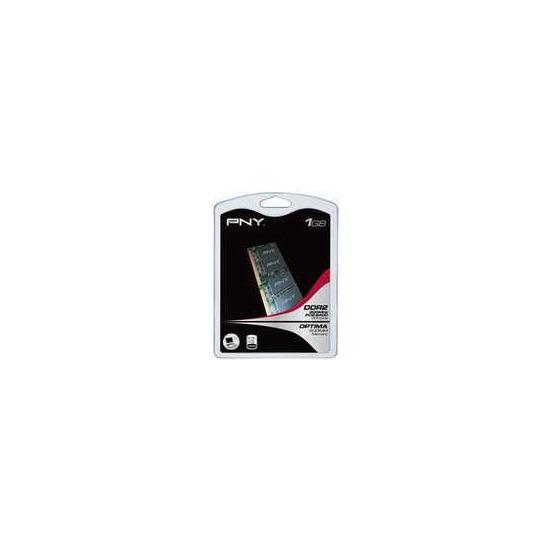 PNY 6400DDR2 1GBSOD