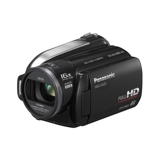 Panasonic HDC-HS25