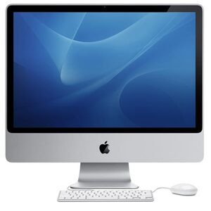 Photo of Apple IMac MB417B/A (Early 2009) Desktop Computer