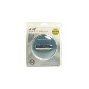 Photo of LEXAR 4GB LIGHT JDRIVE USB Memory Storage