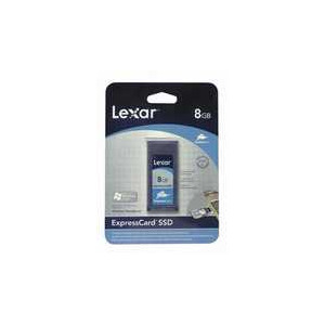 Photo of LEXAR 8GB EXPRE SS CARD Memory Card