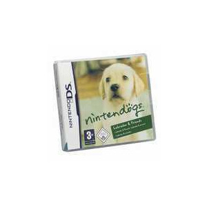 Photo of Nintendogs Labrador (DS) Video Game