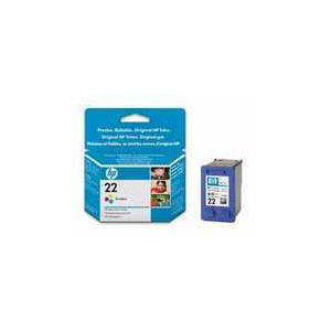 Photo of HEWLETPACK 22TRICLR C9352A Ink Cartridge