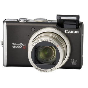 Photo of Canon PowerShot SX200 IS Digital Camera